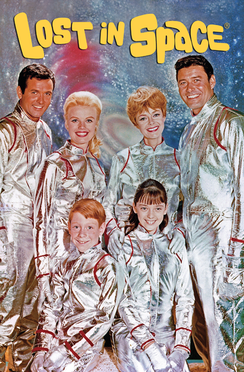 lost in space photo cover