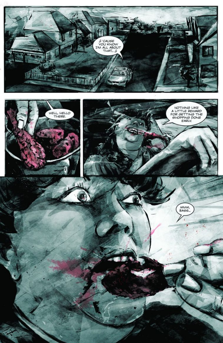 Thin Issue 1 Page 1