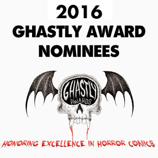 THIN Nominated for a Ghastly Award!